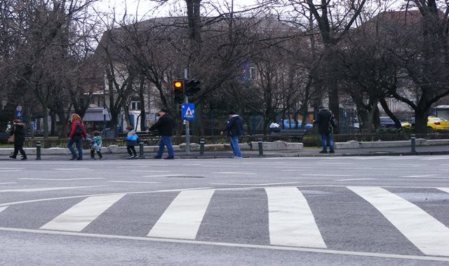 BUCHAREST WEATHER IN JANUARY