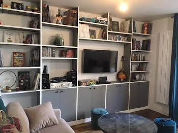 Appartement meublé 2 pièces 27,53 m2