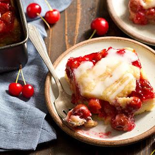 Cherry Cobbler Almond Recipes