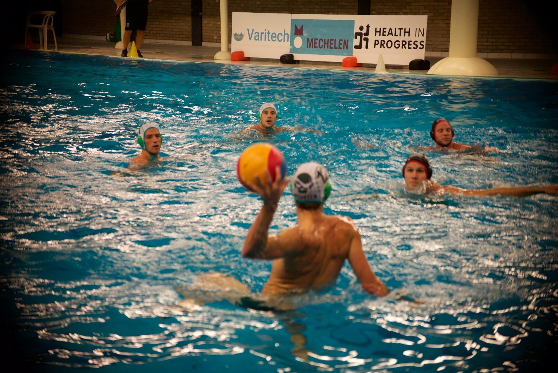 Waterpolo SL: Mechelen-Kortrijk