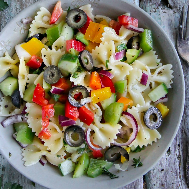 Pasta Salad Recipe Yummly