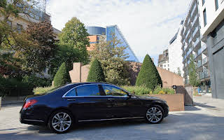 Mercedes-Benz S-Class 350 Rent Brabant wallon