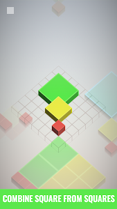 Isometric Squared Squares - 2D/3D puzzle game 1.5.0 (Paid)