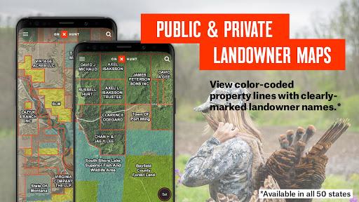 PC u7528 onX Hunt: Hunting Maps, Offline GPS/Nav & Weather 1