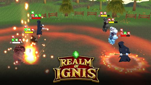 لقطات من عالم Ignis 1