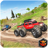 6x6 Offroad Monster Truck Driving Simulator