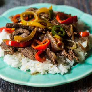 Hot Pepper Steak