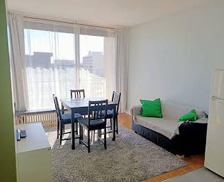 Appartement meublé 2 pièces 37,25 m2