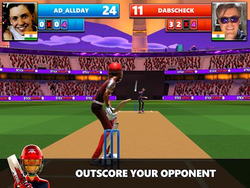 Stick Cricket Live screenshot 8