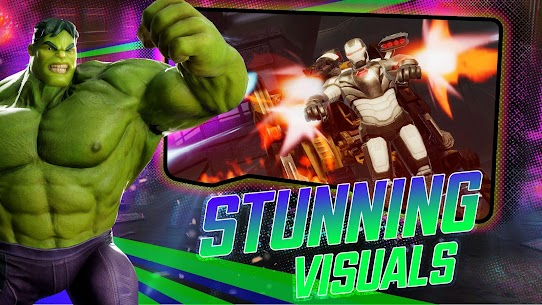 MARVEL Strike Force Mod 2.3.1 Apk [Unlimited Money] 2