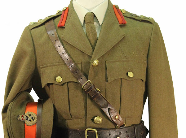 Replicaters - World War I & II Army Uniform Reproduction and