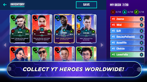 DHeroes: CCG (Trading Cards) 0.41 androidappsheaven.com 2