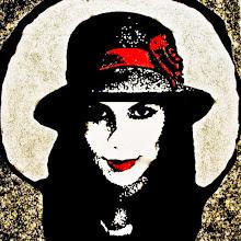 Foto: Neon Vintage Portrait - by F&N  DISPONIBILE  Per informazioni e prezzi: manualedelrisveglio@gmail.com