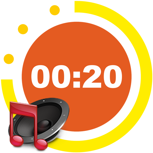 Interval timer with music (app)