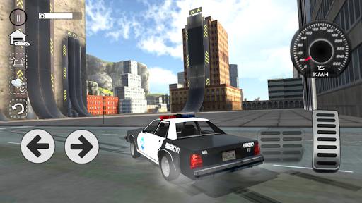 Police Car Drift Simulator 1.8 screenshots 4