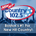 Country 102.5 - Boston icon