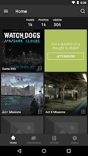 FANDOM for: Watchdogs - náhled