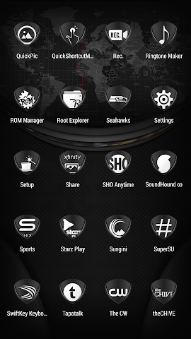 android Tuck It W - Icon Pack Screenshot 5
