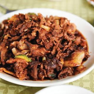 Stir Fry Pork Shoulder Recipes
