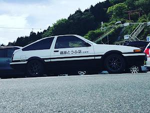 スプリンタートレノ AE86 AE86 GT-APEX 58年式のカスタム事例画像 lemoned_ae86さんの2018年05月13日17:33の投稿