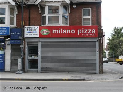 Milano Pizza On High Street Take Away Food Shops In Town