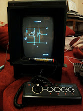 Photo: vectrex lightpen circuit on vectrex