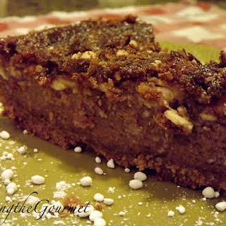 Chocolate Cheese Cake!!!.