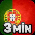 Impara il portoghese in 3 min icon