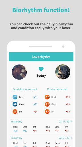 Couple Widget - Love days Countdown 1.9.9 screenshots 5