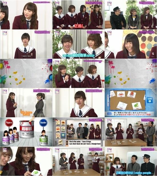 (TV-Variety)(720p) 乃木坂46えいご(のぎえいご) ep07 160228