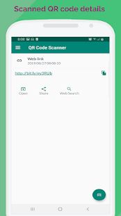 Download QR code Scanner/Reader and QR Generator For PC Windows and Mac apk screenshot 2