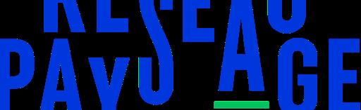 logo réseau paysage