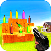 Bottle Shoot Fun 3D: Bottle Shooter 2018