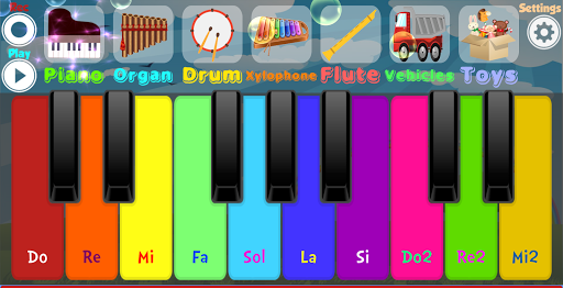 Kids Piano 1.10 screenshots 6