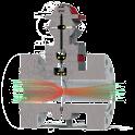 Orifice Gas Flow icon