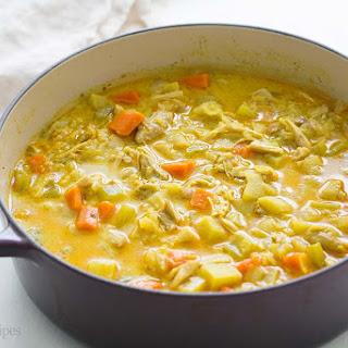 Chicken Mulligatawny Soup Recipe