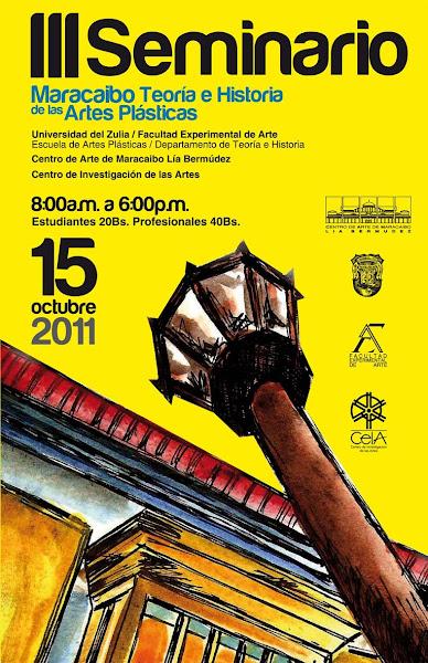 Photo: 15-OCTUBRE-2011 CAM-CAFÉ: III Seminario Maracaibo: Teoria e Historia de las Artes Plásticas desde 8:00 a.m.a 12:00 m.y de 2:00p.m  a  6:00 p.m. Costo: 20,00 Bs. ESTUDIANTES. 40,00 Bs. PROFESIONALES. Inscripciones Abiertas en Horario de Oficina de 8:00 a.m a 11:00 a.m. y de 2:00 p.m a 5:00 p.m en la Dirección de Museo.