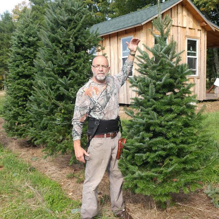 Christmas Tree Farm in Vassalboro
