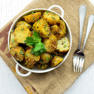 Bombay Potatoes with BCfresh New Nugget (Warba) Potatoes