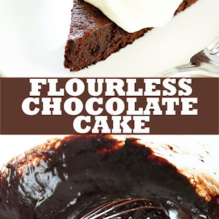 Flourless Chocolate Cake Egg Whites Recipes
