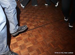 Photo: blue suede shoes