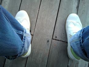 Photo: куда занесли меня эти ноги.