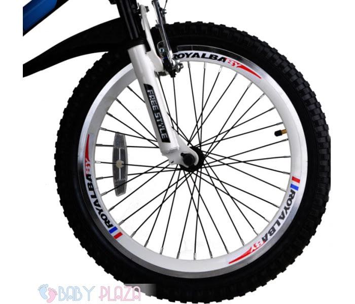Xe đạp trẻ em RoyalBaby 20B6S 20inch 6