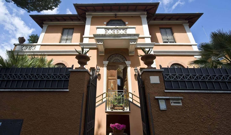 Villa avec jardin et terrasse Rome