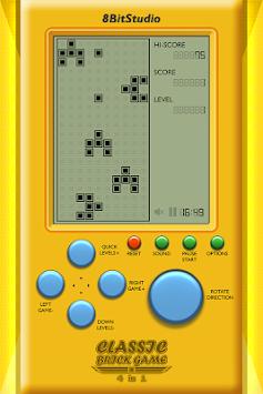 Brick Retro Game APK Latest Version Download - Free Arcade