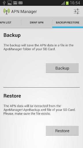 Apn manager apk download | apkpure. Co.