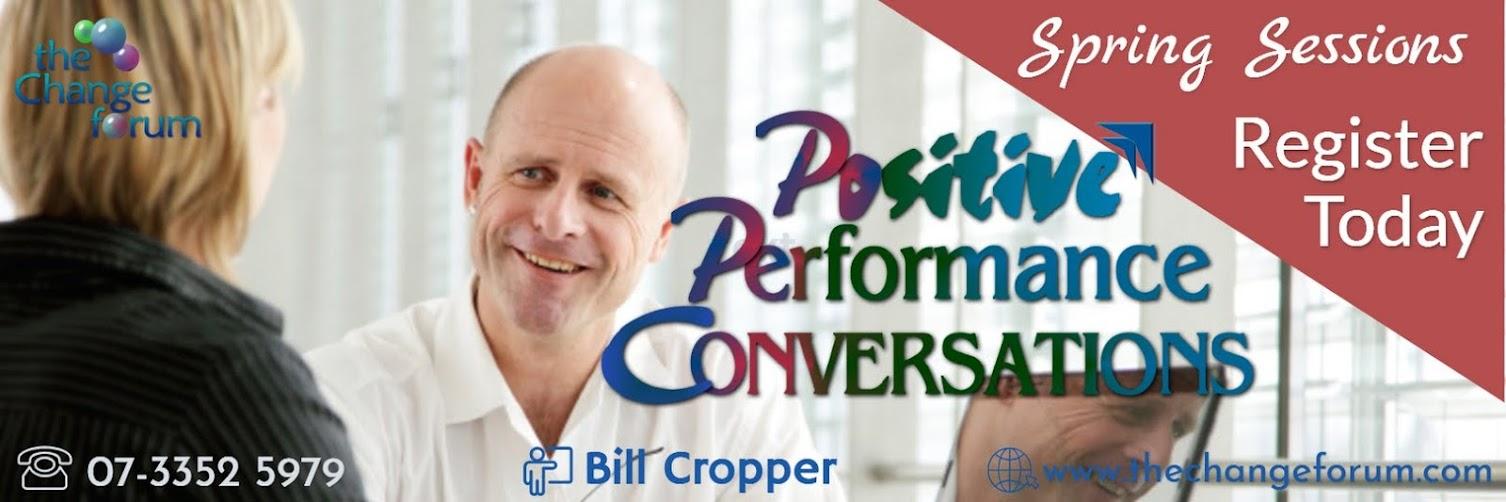Positive Performance Conversations