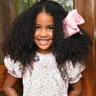 Little Black Girl Hairstyles - Android Apps on Google Play