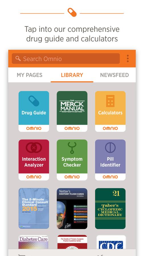 Omnio - screenshot