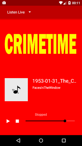 CRIMETIME - Old TIme Radio